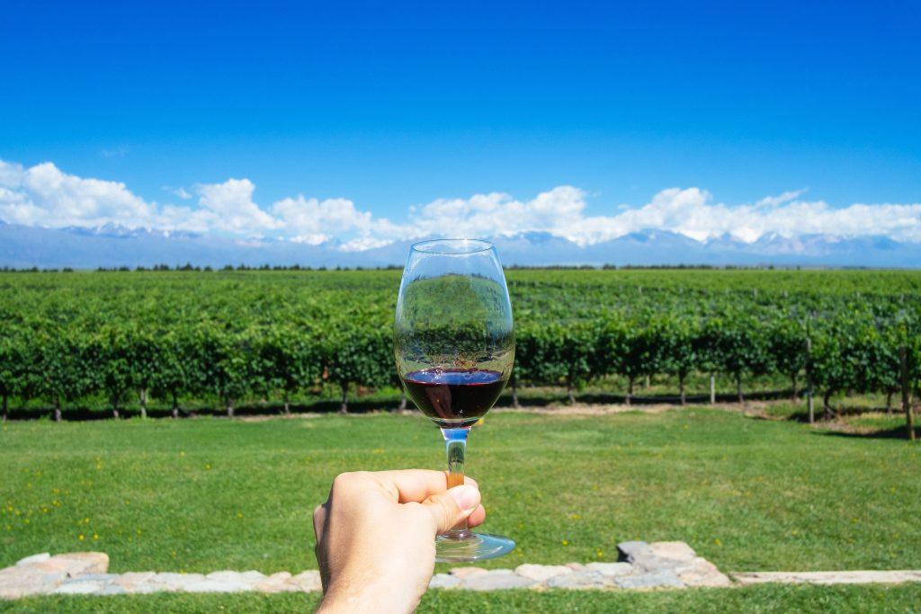 ワインーグリホサート安全基準