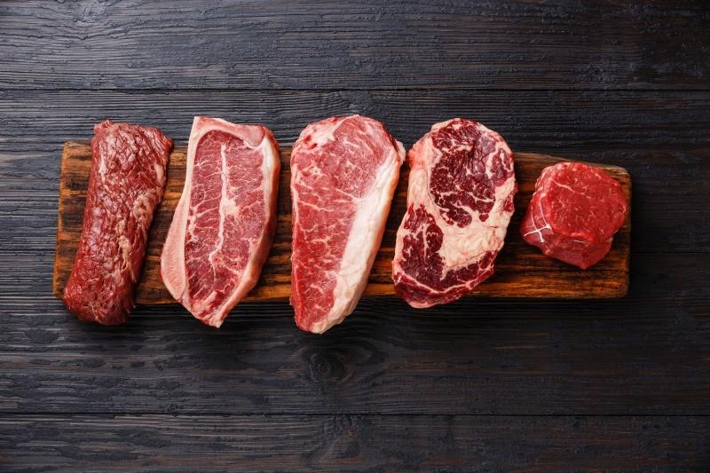 グリホサートと赤肉は同レベル